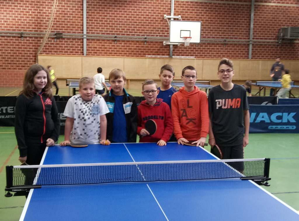 Sport rural 62 - Ligue du nord pas de calais de tennis de table ...