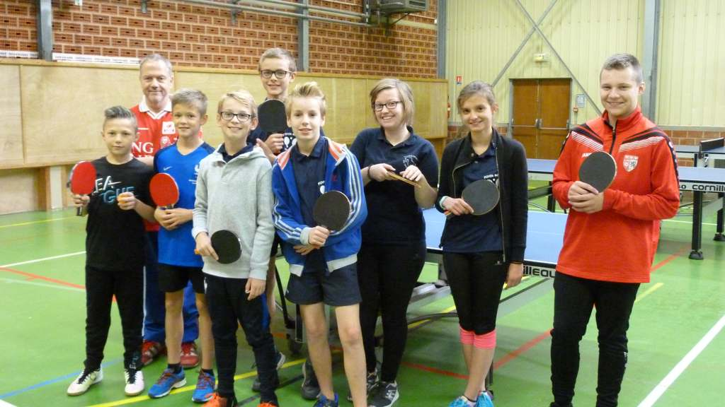 Sport rural 62 formations - Initiation tennis de table ...