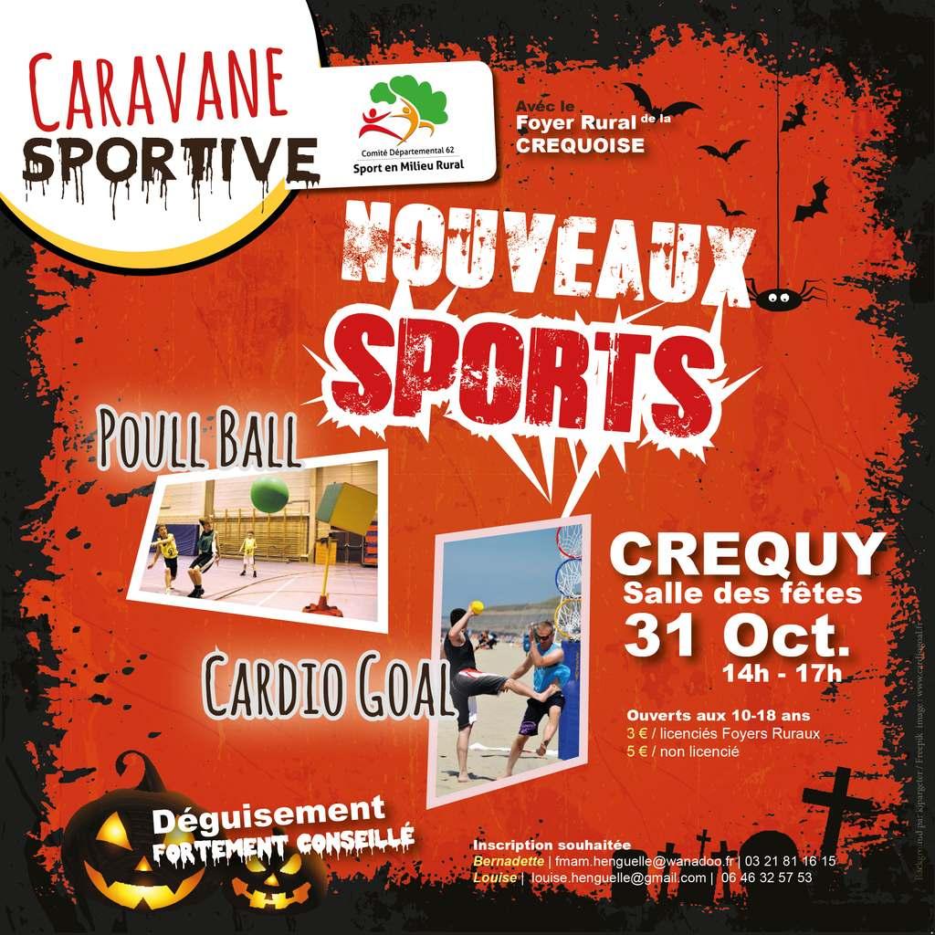 caravane sportive