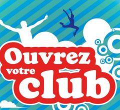 Logo Ouvrez votre club